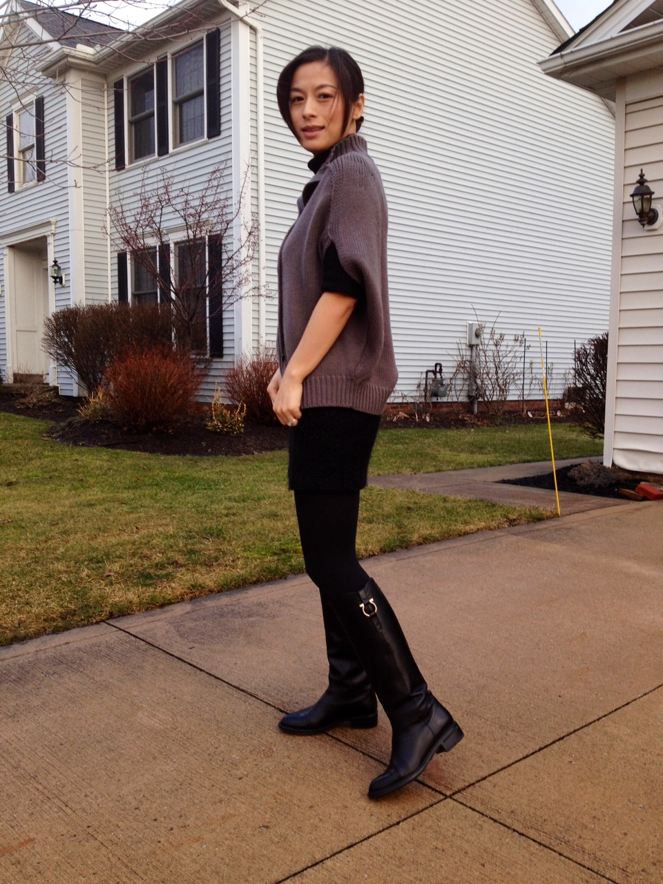 Welcome to FABBYLIFE: Salvatore Ferragamo riding boots vs. Milly ...